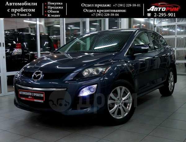 Mazda CX-7, 2011 год, 787 000 руб.