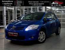 Красноярск Toyota Auris 2010