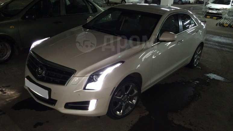 Cadillac ATS, 2013 год, 1 500 000 руб.