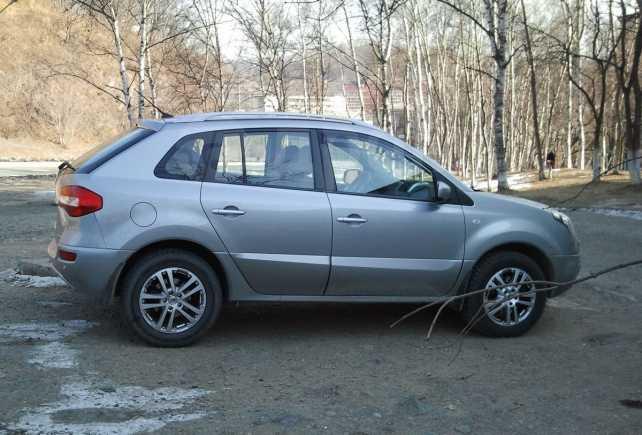 Renault Koleos, 2008 год, 650 000 руб.
