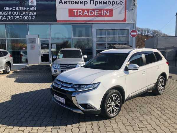 Mitsubishi Outlander, 2018 год, 1 700 000 руб.