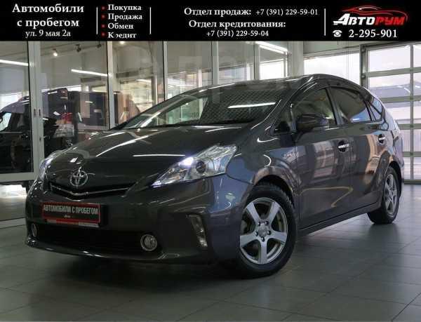 Toyota Prius a, 2014 год, 997 000 руб.