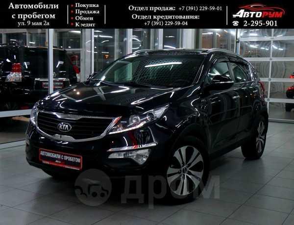 Kia Sportage, 2014 год, 1 127 000 руб.