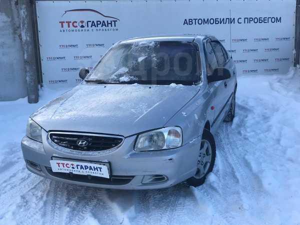 Hyundai Accent, 2006 год, 184 000 руб.