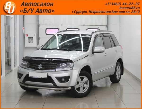 Suzuki Grand Vitara, 2013 год, 970 000 руб.