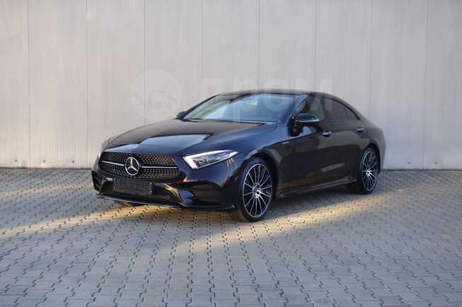 Mercedes-Benz CLS-Class, 2018 год, 6 486 544 руб.