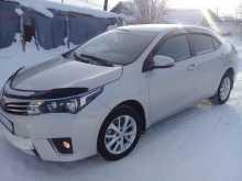 Якутск Corolla 2016