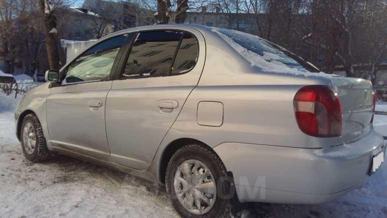Toyota Platz, 2001 год, 185 000 руб.