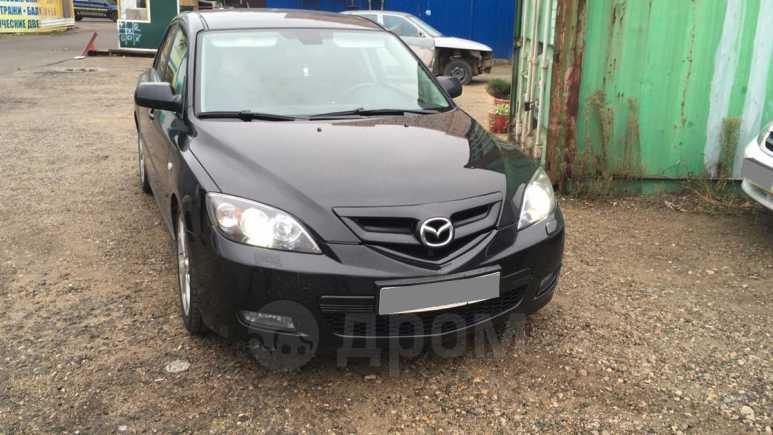Mazda Mazda3, 2007 год, 425 000 руб.