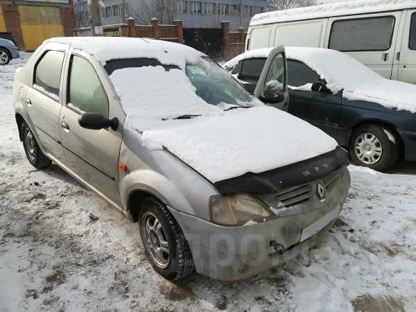 Renault Logan, 2007 год, 65 000 руб.