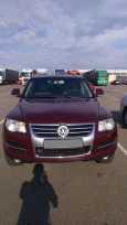 Volkswagen Touareg, 2008 год, 490 000 руб.