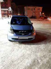 Honda Fit, 2003 г., Иркутск