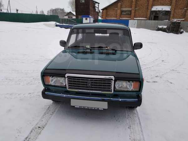 Лада 2107, 2005 год, 85 000 руб.