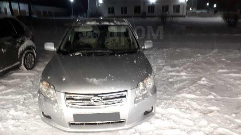Toyota Corolla Axio, 2007 год, 449 000 руб.