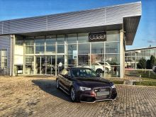 Черкесск Audi A5 2012