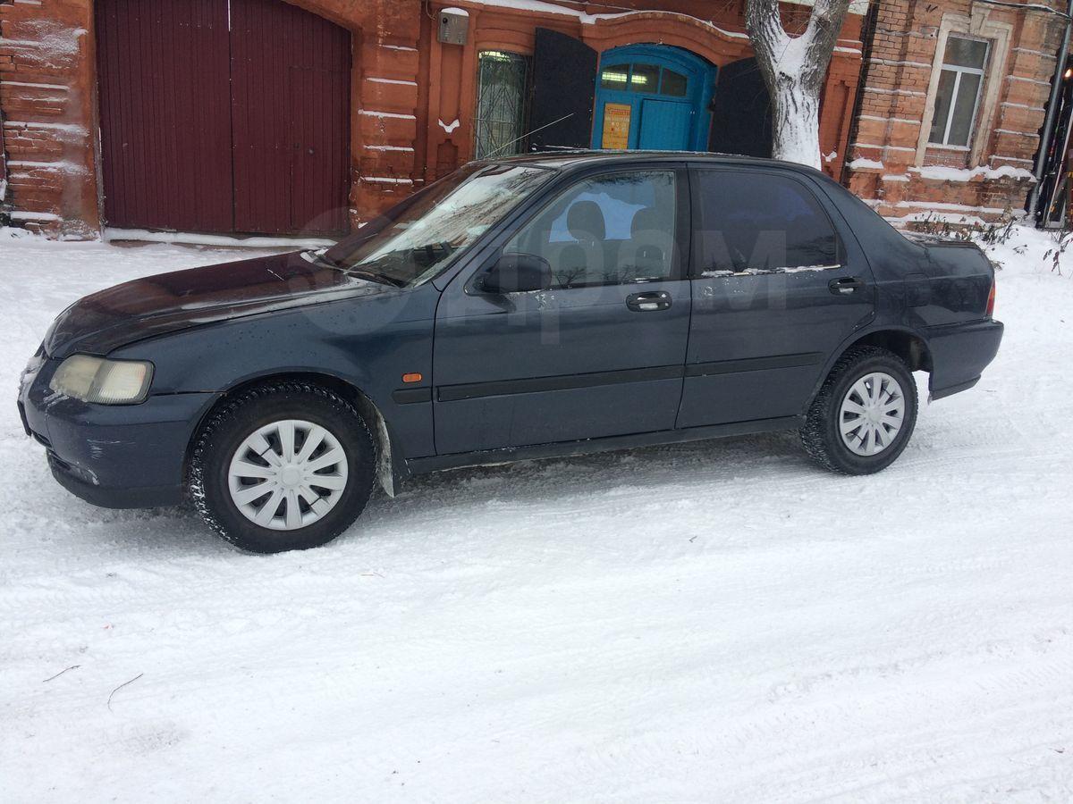 4a035a3aaa63 Авто Хонда Домани 1995 в Ачинске, автомат, 1.5 л., в пути, бензин ...