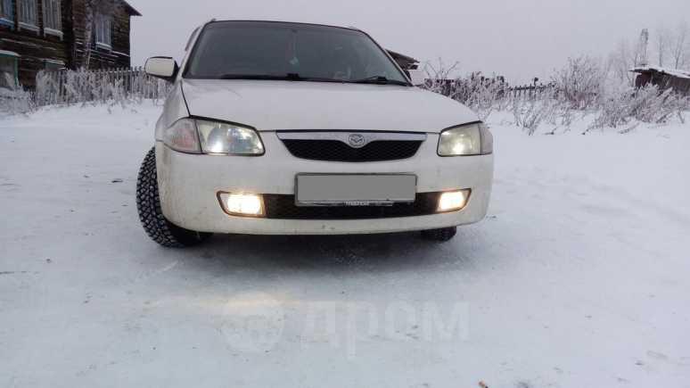 Mazda Familia, 1998 год, 110 000 руб.