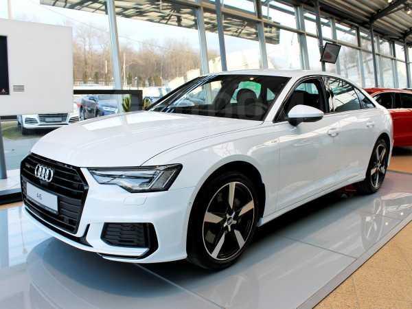 Audi A6, 2018 год, 5 602 055 руб.