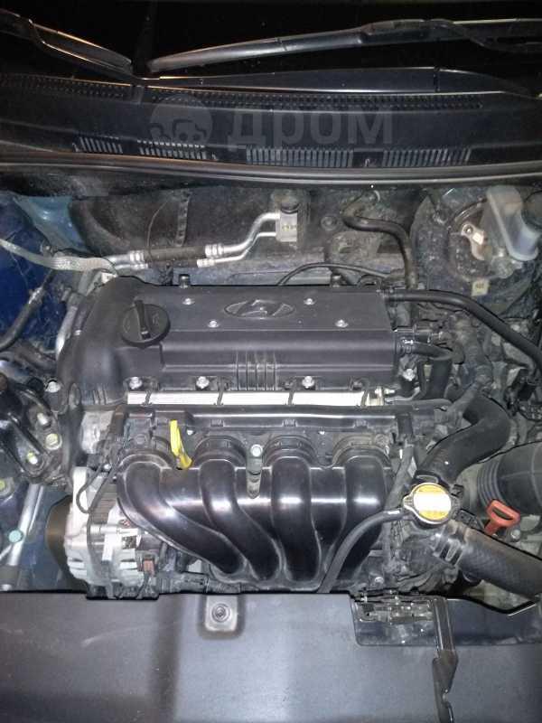 Hyundai Solaris, 2011 год, 550 000 руб.