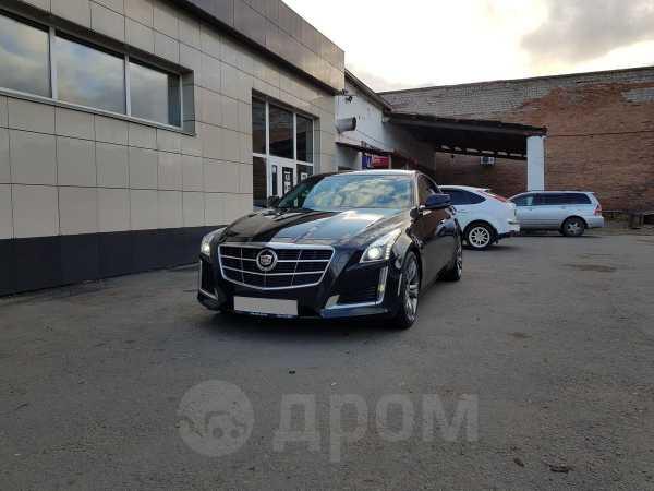 Cadillac CTS, 2014 год, 1 750 000 руб.