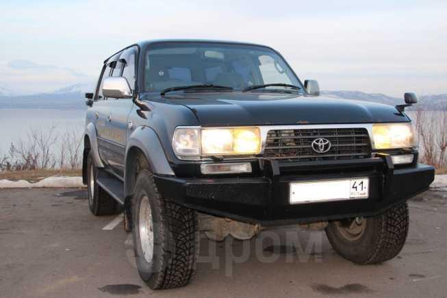 Toyota Land Cruiser, 1996 год, 1 200 000 руб.