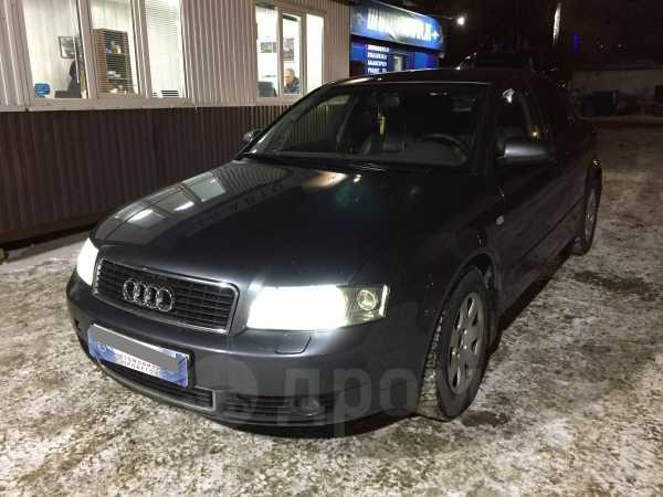 Audi A4, 2002 год, 315 000 руб.