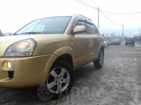 Hyundai Tucson, 2004 год, 460 000 руб.