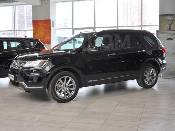 Ford Explorer, 2018 год, 3 240 000 руб.