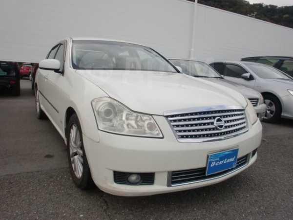 Nissan Fuga, 2005 год, 550 000 руб.