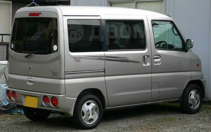 Mitsubishi Town Box, 1999 год, 110 000 руб.