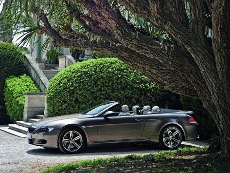 BMW M6 (E64) 09.2006 - 06.2010