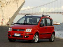 Fiat Panda 2003, хэтчбек 5 дв., 2 поколение, 169