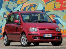 Fiat Panda рестайлинг 2008, хэтчбек 5 дв., 2 поколение, 169