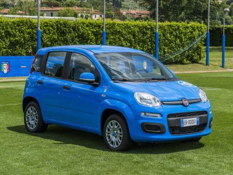Fiat Panda (319) 09.2011 -  н.в.