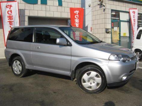 Honda HR-V (GH) 07.2001 - 09.2003