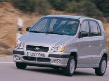 Hyundai Atos рестайлинг, 1 поколение, 05.1999 - 09.2003, Хэтчбек 5 дв.