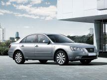 Hyundai Sonata рестайлинг, 5 поколение, 04.2008 - 09.2010, Седан