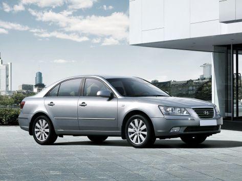 Hyundai Sonata (NF) 04.2008 - 09.2010