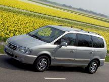 Hyundai Trajet рестайлинг 2004, минивэн, 1 поколение