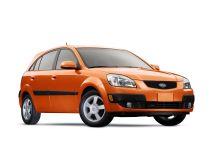 Kia Rio 2 поколение, 03.2005 - 08.2009, Хэтчбек 5 дв.