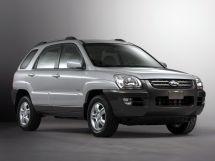 Kia Sportage 2 поколение, 08.2004 - 09.2007, Джип/SUV 5 дв.