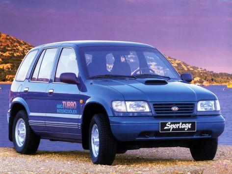 Kia Sportage (JA) 07.1993 - 09.2002