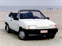 Лада 2108 1990, открытый кузов, 1 поколение