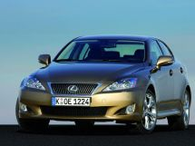 Lexus IS220d рестайлинг 2008, седан, 2 поколение, XE20