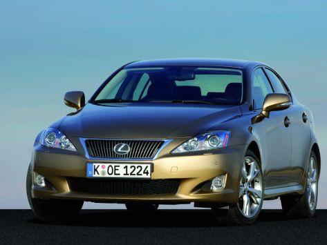 Lexus IS220d (XE20) 09.2008 - 07.2010