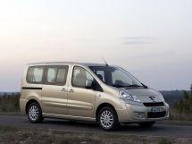 Peugeot Expert 2 поколение, 01.2007 - 12.2013, Минивэн