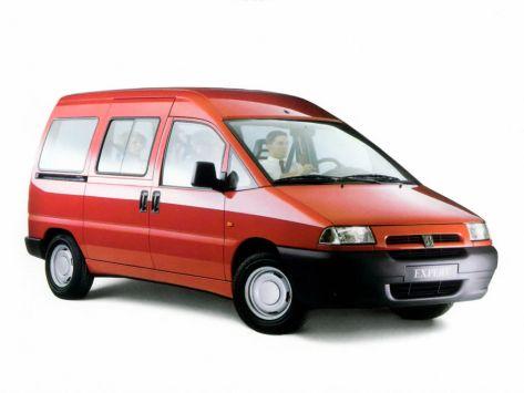Peugeot Expert  07.1995 - 02.2004