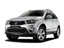 SsangYong Nomad 1 поколение, 10.2013 - 03.2017, SUV