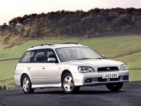 Subaru Legacy BH