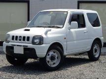 Suzuki Jimny 1998, джип/suv 3 дв., 3 поколение, JB23